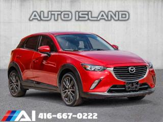 Used 2016 Mazda CX-3 GS**LEATHER**SUNROOF**ALLOYS for sale in North York, ON