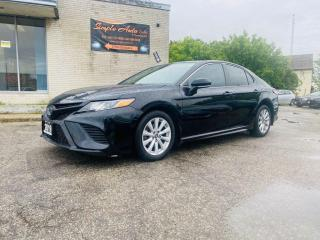 Used 2019 Toyota Camry SE for sale in Barrie, ON