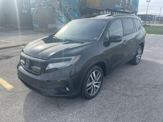 Used 2020 Honda Pilot Black Edition AWD for sale in Scarborough, ON