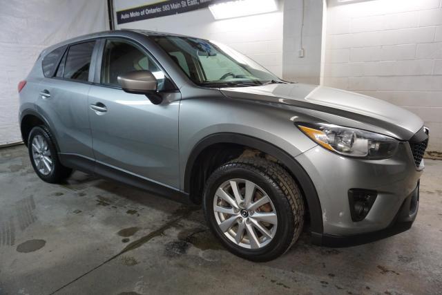 2015 Mazda CX-5 TOURING PKG AWD NAVI CAMERA *1 OWNER* SUNROOF BLUETOOTH HEATED POWER SEAT
