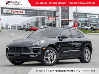 Used 2017 Porsche Macan for sale in Toronto, ON