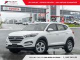 Photo of White 2017 Hyundai Tucson