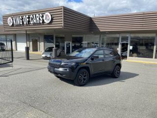 Used 2020 Jeep Cherokee Upland 4WD for sale in Langley, BC