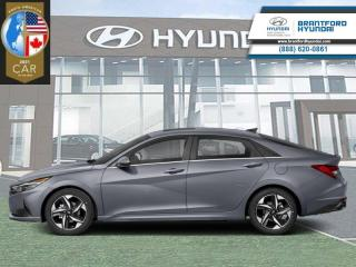 New 2021 Hyundai Elantra Ultimate  Tech IVT  - $187 B/W for sale in Brantford, ON