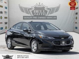 Used 2017 Chevrolet Cruze LT, REARCAM, SUNROOF, NO ACCIDENT, BLUETOOTH, HEATED SEAT for sale in Toronto, ON