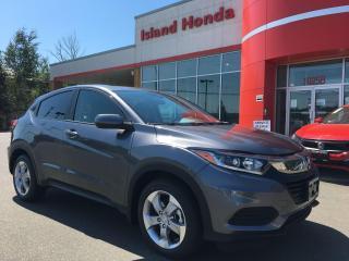 New 2021 Honda HR-V LX for sale in Courtenay, BC