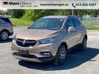 Used 2019 Buick Encore Sport Touring  - Remote Start for sale in Orleans, ON