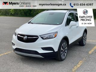 New 2021 Buick Encore Preferred  - SiriusXM for sale in Orleans, ON