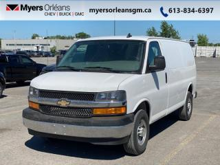 Used 2020 Chevrolet Express Cargo Van WT  -  OnStar-Ready for sale in Orleans, ON