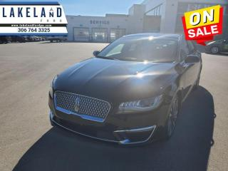 Used 2017 Lincoln MKZ Reserve  - Navigation -  Cooled Seats - $189 B/W for sale in Prince Albert, SK