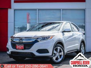 New 2021 Honda HR-V LX 4WD  - Heated Seats -  Apple CarPlay for sale in Campbell River, BC