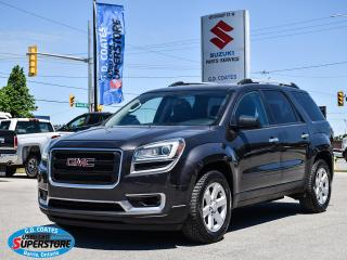 Used 2016 GMC Acadia SLE AWD ~7-Passenger ~Backup Camera ~Bluetooth for sale in Barrie, ON