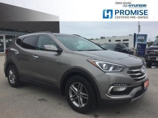 Used 2017 Hyundai Santa Fe Sport SPORT for sale in Owen Sound, ON