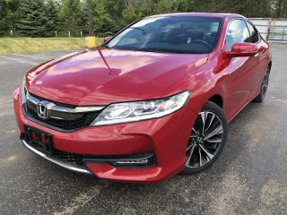 Used 2017 Honda Accord EX 2WD for sale in Cayuga, ON