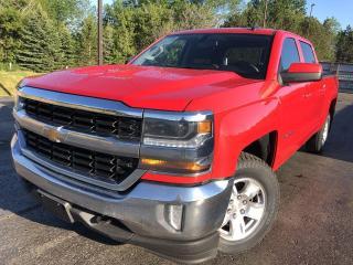 Used 2016 Chevrolet Silverado 1500 LT Crew 4WD for sale in Cayuga, ON