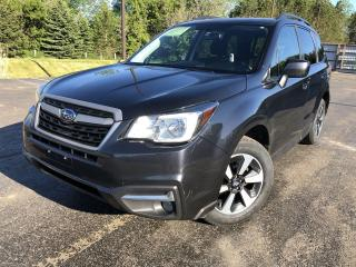 Used 2018 Subaru Forester TOURING AWD for sale in Cayuga, ON