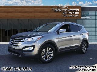 Used 2016 Hyundai Santa Fe SPORT PREMIUM for sale in Saint-Jean-sur-Richelieu, QC