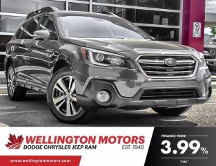 Used 2019 Subaru Outback Limited | Low Low Km's | Clean CarFax !! for sale in Guelph, ON