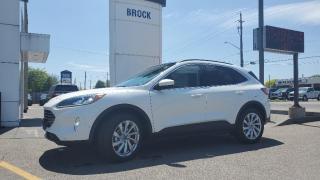 New 2021 Ford Escape Titanium Hybrid for sale in Niagara Falls, ON