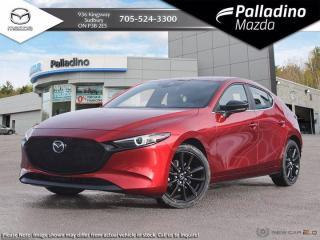 New 2021 Mazda MAZDA3 Sport GT w/Turbo for sale in Sudbury, ON