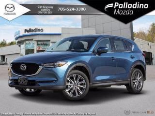 New 2021 Mazda CX-5 GT for sale in Sudbury, ON