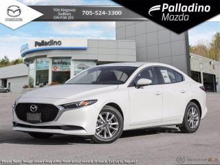 New 2021 Mazda MAZDA3 GX for sale in Sudbury, ON