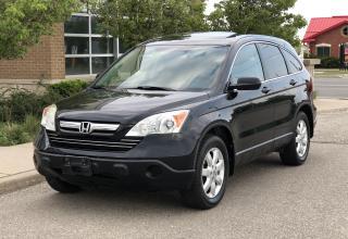 Used 2007 Honda CR-V EX-L,EX-L for sale in Brampton, ON