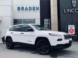 Used 2017 Jeep Cherokee Altitude for sale in Kingston, ON