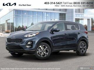 New 2021 Kia Sportage LX for sale in Red Deer, AB