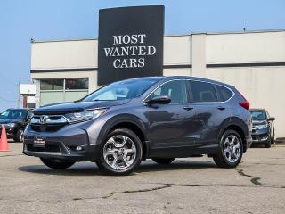 Used 2018 Honda CR-V AWD | EX | HONDA LANE WATCH | SUNROOF | REMOTE START | CAMERA for sale in Kitchener, ON