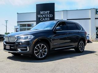 Used 2017 BMW X5 x35d | DIESEL | HUD | NAV | PANO SUNROOF | REAR HEATED SEATS for sale in Kitchener, ON