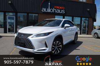 Used 2020 Lexus RX 350 Premium I NAVI I LEATHER I SUNROOF for sale in Concord, ON