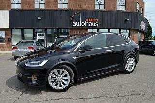 Used 2016 Tesla Model X 75D I 6 PASS I Prem. Connect I Autopilot for sale in Concord, ON