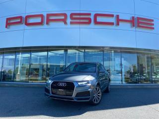 Used 2018 Audi Q3 2.0T Progressiv quattro 6sp Tiptronic for sale in Langley City, BC