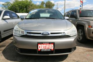 Used 2008 Ford Focus SES for sale in Brantford, ON