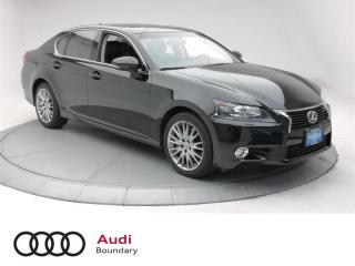 Used 2014 Lexus GS 350 AWD 6A for sale in Burnaby, BC