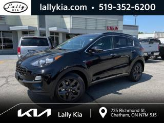 New 2022 Kia Sportage EX S for sale in Chatham, ON