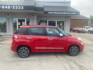 Used 2014 Fiat 500L Lounge for sale in Mississauga, ON