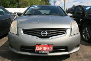 Used 2010 Nissan Sentra SL for sale in Brantford, ON
