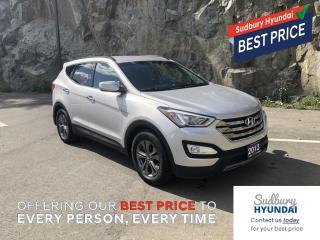 Used 2013 Hyundai Santa Fe Sport 2.4 for sale in Sudbury, ON