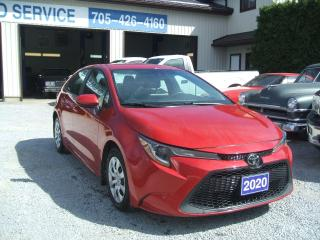 Used 2020 Toyota Corolla LE for sale in Beaverton, ON
