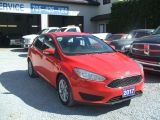 Photo of Red 2017 Ford Focus