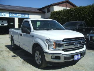 Used 2019 Ford F-150 XL, 5.0L, V8, Reg. Cab, 8' Box for sale in Beaverton, ON