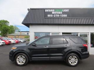 Used 2012 Ford Explorer XLT 4WD,XLT,HEATED SEATS,BLUETOOTH for sale in Mississauga, ON