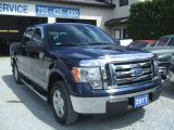 Photo of Blue 2011 Ford F-150