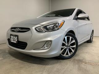 Used 2016 Hyundai Accent SE for sale in Owen Sound, ON