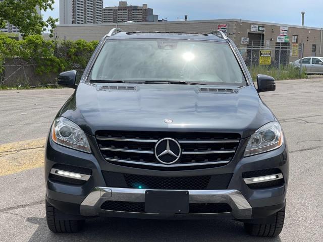 2013 Mercedes-Benz M-Class ML 350 4MATIC GAS ENGINE NAVIGATION/REAR CAMERA Photo2