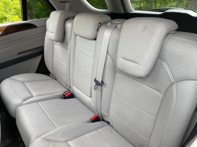 2013 Mercedes-Benz M-Class ML 350 4MATIC GAS ENGINE NAVIGATION/REAR CAMERA Photo9