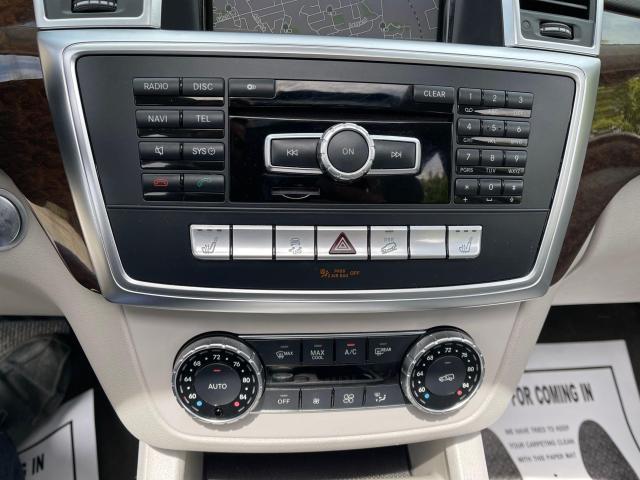 2013 Mercedes-Benz M-Class ML 350 4MATIC GAS ENGINE NAVIGATION/REAR CAMERA Photo19