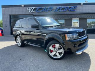 Used 2013 Land Rover Range Rover Sport Supercharged Limited for sale in Calgary, AB